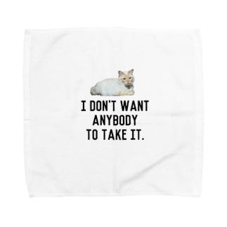 ヤキモチハリーと心の声 Towel handkerchiefs