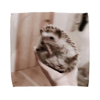 たわしハンカチ Towel handkerchiefs