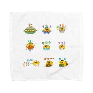 バリエ竹内ケザドリ Towel handkerchiefs