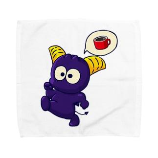 やさしいアクマちゃん Towel handkerchiefs