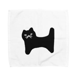 nyaaaan Towel handkerchiefs
