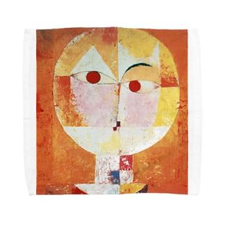 パウル・クレー『 セネキオ 』 Towel handkerchiefs