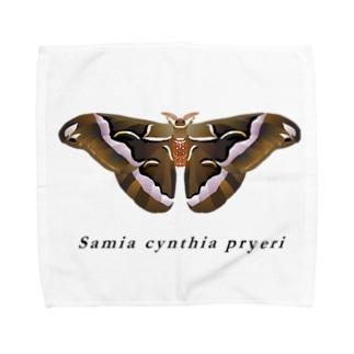 シンジュサン Towel handkerchiefs