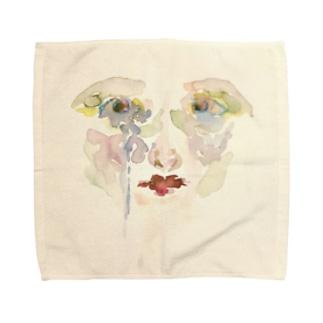 今はなき私くん。 Towel handkerchiefs