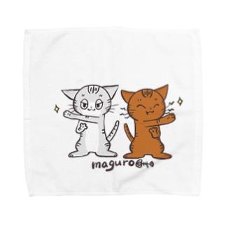 シャキーン✧ Towel handkerchiefs