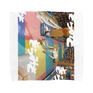 本屋 Towel handkerchiefs