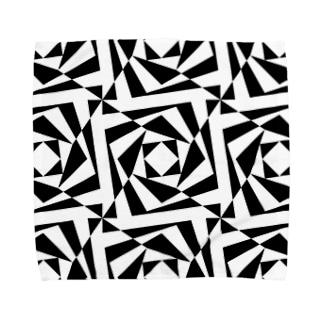 MonoMoyo 「魅惑」 Towel handkerchiefs