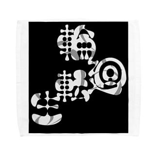 輪廻転生~今も楽しく~ Towel handkerchiefs