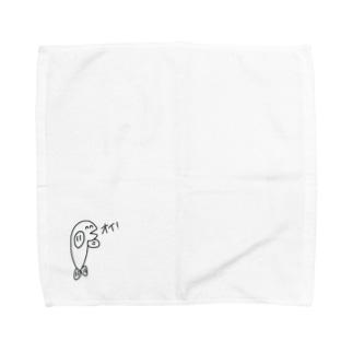 トビウオちゃん Towel handkerchiefs