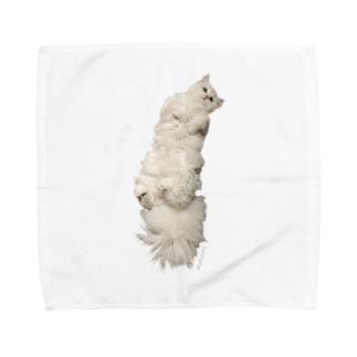 むにゅる・のんびり Towel handkerchiefs