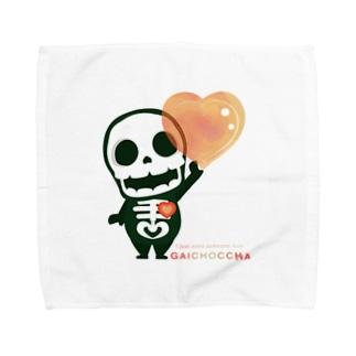 愛してガイコッチャAB Towel handkerchiefs