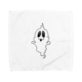 どろんちゃん Towel handkerchiefs