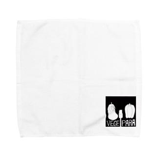 VEGEPARA 公式 タオルハンカチ Towel handkerchiefs