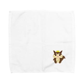 ポラリスくん Towel handkerchiefs