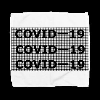 G-HERRING(鰊;鮭;公魚;Tenkara;SALMON)のCOVIDー19 Towel handkerchiefs