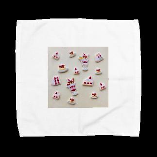 pulpy。のpulpy。のスイーツパーラー Towel handkerchiefs