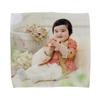 サイラス王子と いつでも一緒♡ Towel handkerchiefs