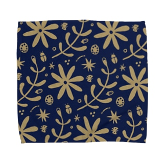 like a flower 2020 Feb14 Towel handkerchiefs
