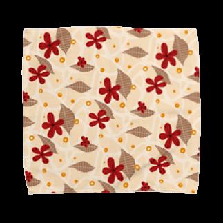 like-a-flowerのlike a flower 2020 Jan25 Towel handkerchiefs