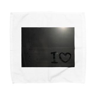 I♡ Towel handkerchiefs