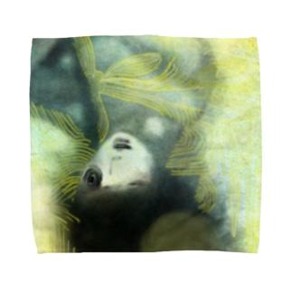 少年タオルハンカチ Towel handkerchiefs