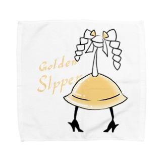 カクテル ゴールデンスリッパー Towel handkerchiefs