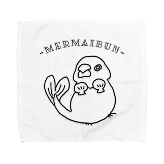 マーメイブン Towel handkerchiefs