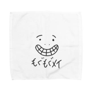 もぐもぐメイ Towel handkerchiefs