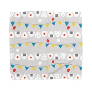 ウンドウカイ Towel handkerchiefs