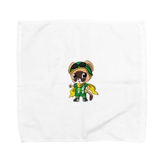 レノンくん Towel handkerchiefs