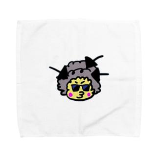 あふろのまさ坊 Towel handkerchiefs