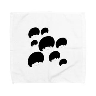 なかま Towel handkerchiefs