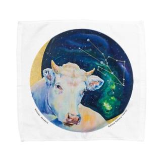 Taurus Towel handkerchiefs
