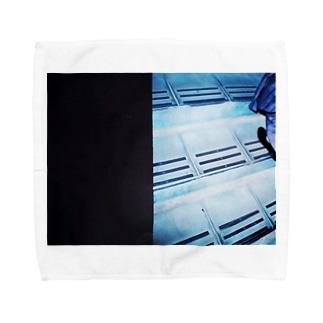階段 Towel handkerchiefs