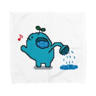 はなじょうろくん Towel handkerchiefs