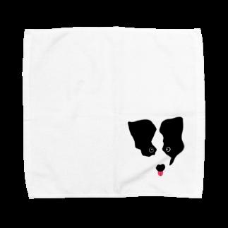 そっくのどんちゃん ぺろっ Towel handkerchiefs