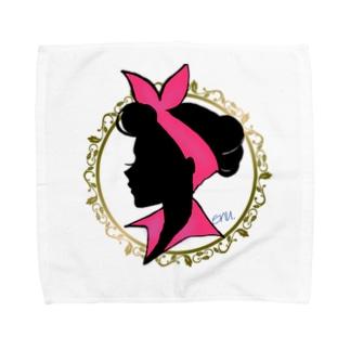 Dreamgirl Towel handkerchiefs