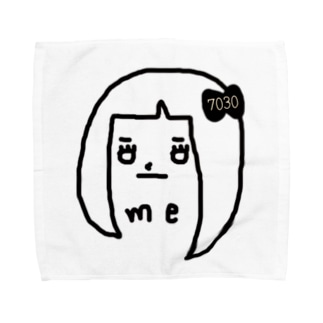 me-7030- タオルハンカチ