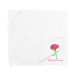Thank you mama Towel handkerchiefs