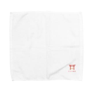 ネイル神社 授与品 Towel handkerchiefs