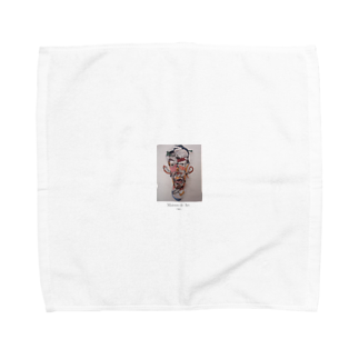 onr7oのmaison de art Towel handkerchiefs