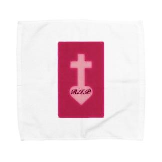 へるぷ Towel handkerchiefs