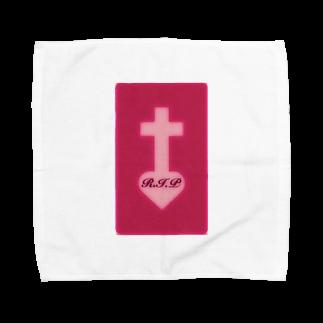 D=13のへるぷ Towel handkerchiefs