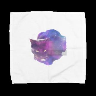 K4 knockknockのそれはそれで平穏な日々Ver.02 Towel handkerchiefs