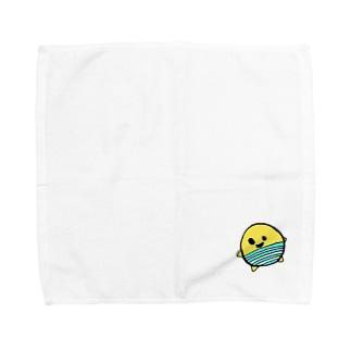 もじぱん Towel handkerchiefs