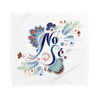 No Sé Towel handkerchiefs