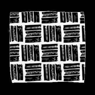 SANKAKU DESIGN STOREのザクザクあみあみ。 Towel handkerchiefs