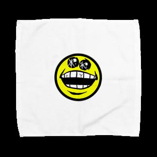 ぼんだぁのスマさん Towel handkerchiefs