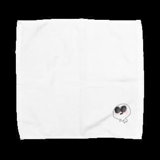 m_r___のおんなのこ Towel handkerchiefs