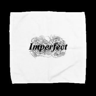 MAKOTO AOKIのImperfect2 Towel handkerchiefs